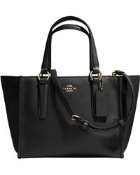 Coach Mini Crossby Carryall Bag - Lyst