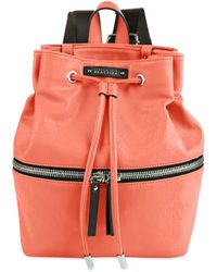 Kenneth Cole Reaction - Bondi Girl Faux Leather Backpack - Lyst
