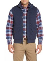 Brooks Brothers - 'canaan' Quilted Vest - Lyst
