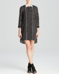 Alice + Olivia Alice + Olivia Tunic - Brit Oversize Button Down - Lyst