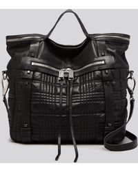 She + Lo She + Lo Tote - Quilted Live It Up Convertible - Black