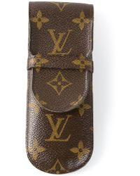 Louis Vuitton Monogram Pen Case - Lyst