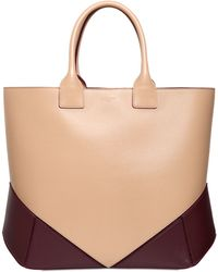 Givenchy Easy Two Tone Nappa Leather Tote Bag - Lyst