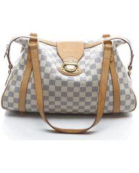 Louis Vuitton Damier Azur Stresa Gm Bag - Lyst