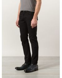 Closed Skinny Fit Jeans - Lyst