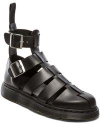 Dr. Martens Geraldo Ankle Stap Sandal - Lyst