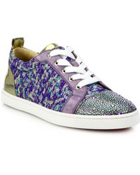 Christian Louboutin | Gondolastrass Low-top Sneakers | Lyst