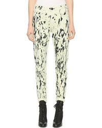 Rag & Bone Acid Mum Jeans  Animal Gable - Lyst