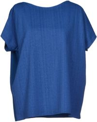 Harris Wharf London Blouse - Blue