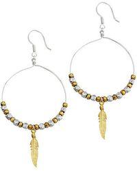 Katie Dean Jewelry - Pocahontas Earring - Lyst