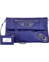 Balenciaga Classic Envelope Clutch - Lyst