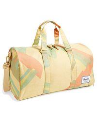 Herschel Supply Co. 'Novel' Duffel Bag - Lyst