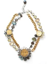 Iradj Moini | Coin Necklace | Lyst