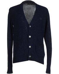 Fred Perry   Cardigan   Lyst