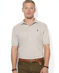 Ralph Lauren Classic Mesh Polo Shirt  Regular Fit - Lyst
