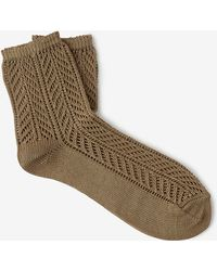 Anonymous Ism Crocheted Socks - Lyst