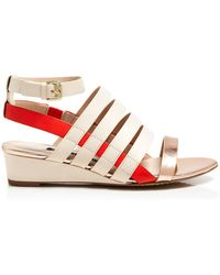 French Connection Wedge Sandals - Winona - Lyst