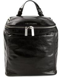 Michael by Michael Kors Black Lisbeth Backpack - Lyst