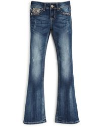 Grace In La - Girls' Sunshine Bootcut Jeans - Sizes 7-16 - Compare At $60 - Lyst