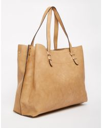 Oasis - Triple Compartment Bag - Lyst