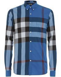 Burberry Brit Exploded Check Shirt - Lyst