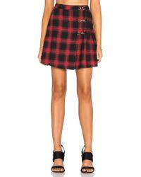 UNIF - Wreck Skirt - Lyst