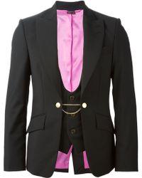 Vivienne Westwood Waistcoat Blazer - Lyst