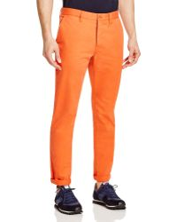 Norse Projects   Aros Slim Fit Twill Pants   Lyst