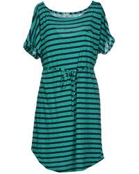 Splendid Short Dress - Lyst