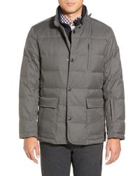 Tumi Quilted 3-in-1 Jacket - Grey