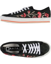 Date Low-Tops & Trainers - Lyst