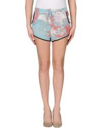 Fine Collection - Shorts - Lyst