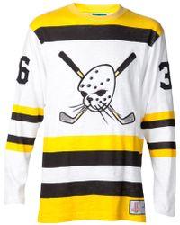Odd Future Hockey Jersey - Multicolor