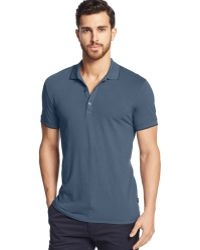 Hugo Boss Boss Forli Slim-fit Polo - Lyst
