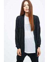 Sparkle & Fade - Brushed Cardigan - Lyst