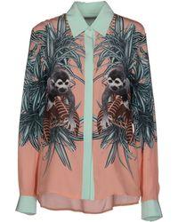 Emma Cook Multicolor Shirt - Lyst