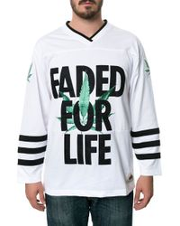 Alife - The Faded For Life Hockey Jersey - Lyst