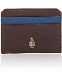 Mark Cross - Colorblocked Card Case - Lyst