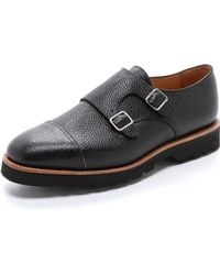 Mark McNairy New Amsterdam - Double Buckle Monks - Lyst