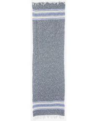 Rag & Bone Blanket Stripe Scarf - Lyst