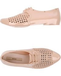 Melissa Lace-Up Shoes - Lyst