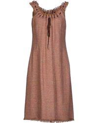 Moschino Cheap & Chic Knee-length Dress - Lyst