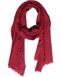 Isabel Marant Cora Silk And Cashmere Scarf - Lyst