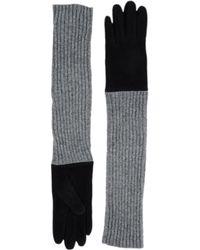 Stefanel Gloves - Black