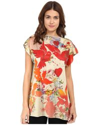 Vivienne Westwood Gold Label | Rose T-shirt | Lyst