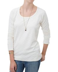 The Lady & The Sailor Scoop Tunic - Lyst