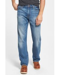 Lucky Brand '329 Classic' Straight Leg Jeans - Lyst