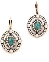 Samantha Wills Sahara Sun Earrings Turquoise - Blue