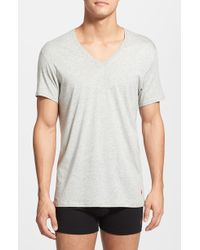 Polo Ralph Lauren 'Supreme Comfort' Classic Fit V-Neck T-Shirts, (2-Pack) - Lyst