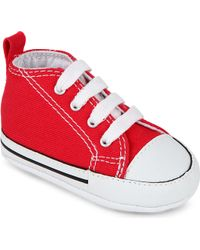 Converse Crib All Star Trainers 6 Months-1 Year - Lyst